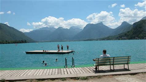 Boat Service Lake Annecy by Lake Annecy