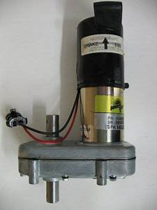 Power Gear Slide Out Motor 1010000010 Lippert 368417