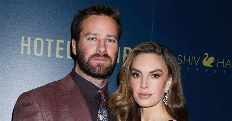 Why Armie Hammer, Elizabeth Chambers' Kids Are Still in ...