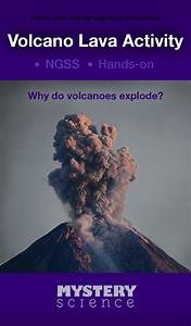 Volcano Lava Activity