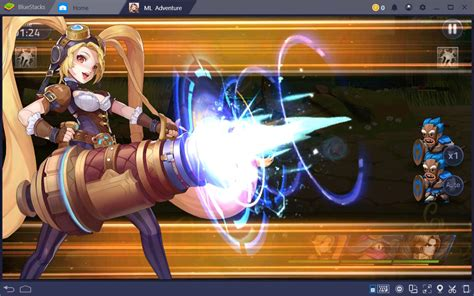 play mobile legends adventure  pc  bluestacks