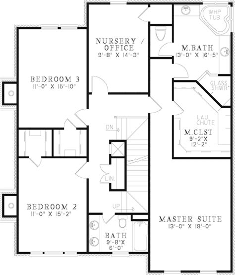 floor plans and more jillian mill early american home plan 055d 0805 house plans and more luxamcc