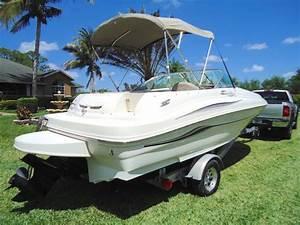 2002 Sea Ray 190 Sundeck W  Mercruiser V8 5 0l Clean Boat