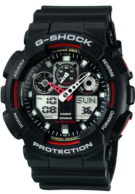 jam tangan sporty baby g g shock x large combi ga100 for us mygshock