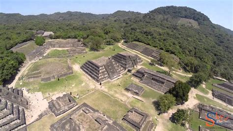 Sky Solutions,Tajín Zona Arqueológica en Veracruz - YouTube