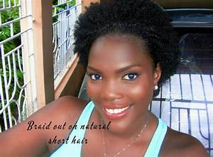 Braid Out On Natural Short Hair Jamaican Videos