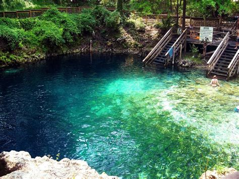 America's Secret Swimming Holes