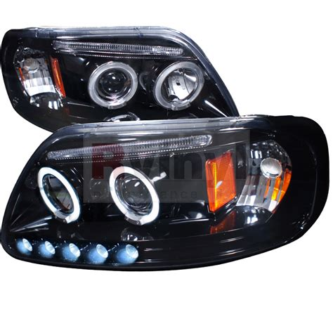 1999 ford expedition custom headlights aftermarket