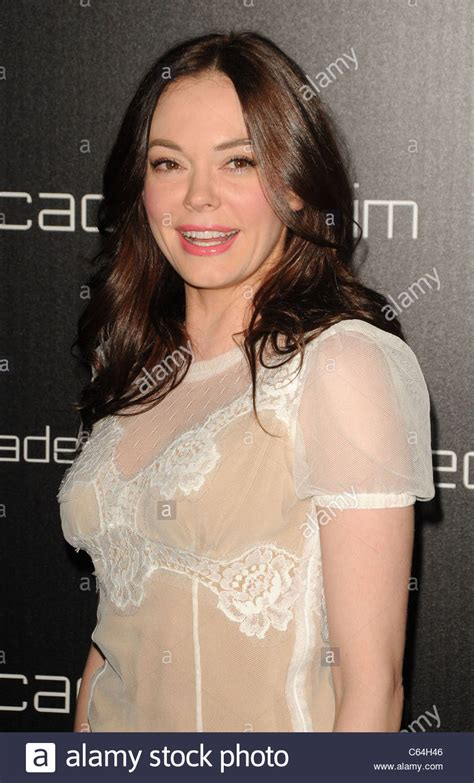 Rose Mcgowan High Resolution Stock Photography and Images ...