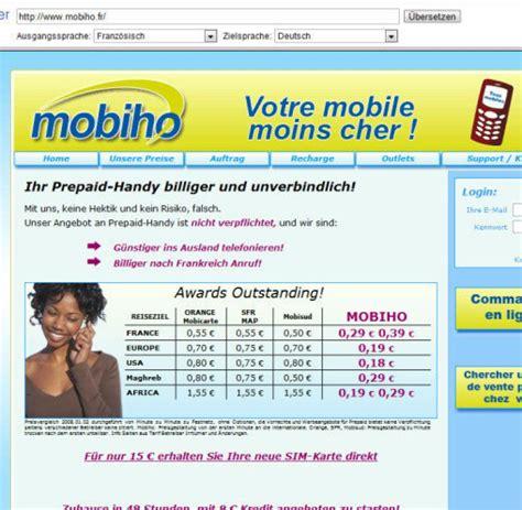 prepaid karte frankreich  blog