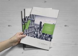 pamphlet design psd