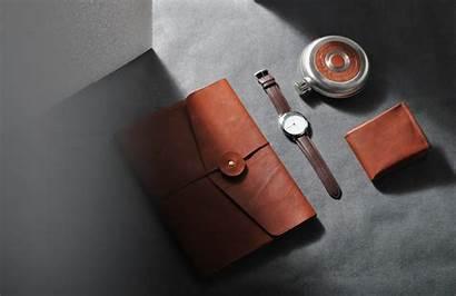 Leather Wallet Goods Photoshoot Journal Hassett Roberts