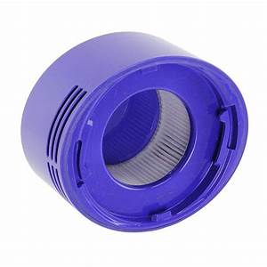 Replacement V8 Post Filter Assembly Compatible With Dyson