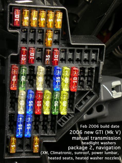 Mk5 Golf Engine Bay Fuse Box by Engine Bay Fuse Box Help Mk5 General Area