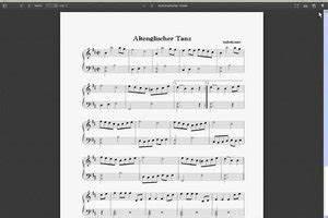 Alte Notenblätter Zum Basteln : video notenbl tter zum ausdrucken gratis herunterladen ~ Markanthonyermac.com Haus und Dekorationen