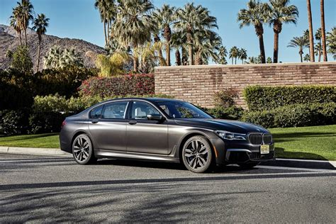 2018 Bmw 7 Series M760i Xdrive Pricing & Features Edmunds
