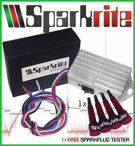 Sparkrite Sx4000 Points  U0026 Electronic Ignition Amplifier