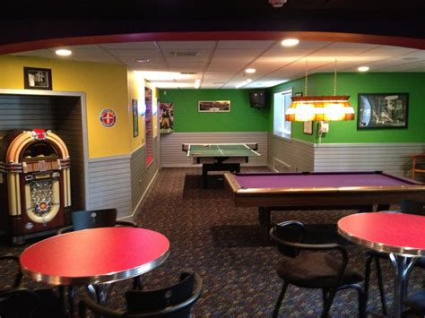 Very Cool Game Room  House Upgrades  Pinterest Cool