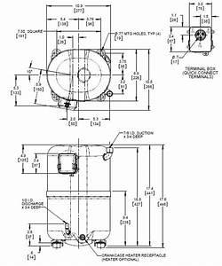 Compressor Hermetic Piston H79a723dbe Bristol