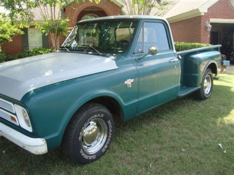 bed cover cars size 3 1967 chevy c10 truck stepside bed small back window no