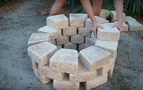 cost to build pit how to build an awesome low cost backyard fire pit eco snippets