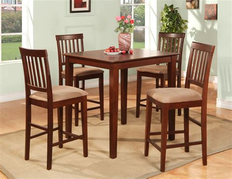Dining Room Sets With Matching Bar Stools » Dining Room