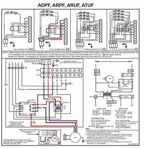 Carrier Heat Pump Wiring Diagram Thermostat