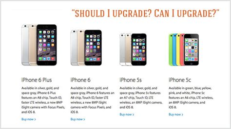 can i upgrade to an iphone 6 the complete guide