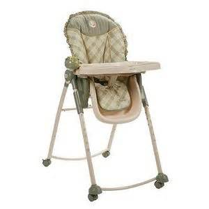 safety 1st winnie the pooh serve n store high chair
