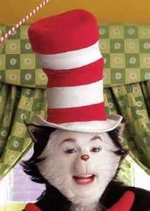 the cat in the hat mike myers mike myers coughs up one hairball to many in cat in the hat