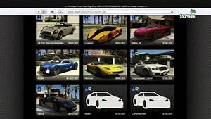 Tout Les Gta : gta online comment avoir toutes les voitures gratuitement glitch ps3 hd fran ais xrk ~ Medecine-chirurgie-esthetiques.com Avis de Voitures