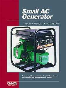 Briggs And Stratton Generator Repair Manual