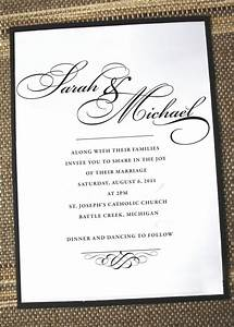 best 25 second wedding invitations ideas on pinterest With evening wedding invitations what to write