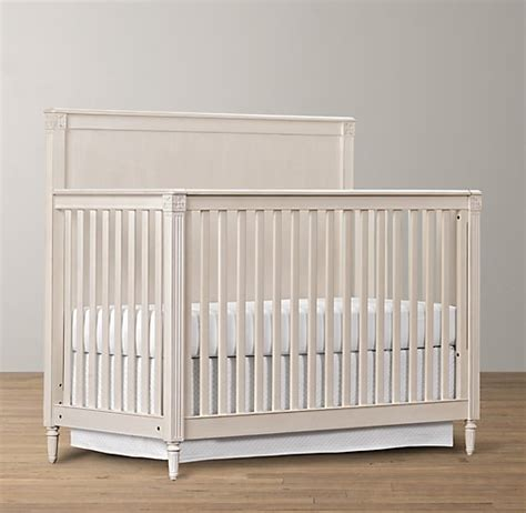 restoration hardware crib crib brand review restoration hardware baby bargains