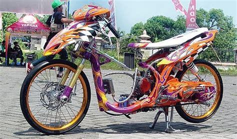 Underbone Rx King Yoshimura by Motor Drak Modifikasi Motor