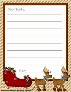 blank calendar template christmas calendar template 2016 With www write a letter to santa
