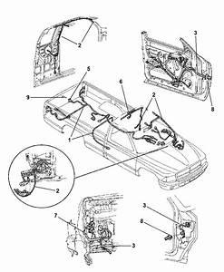 2003 Dodge Dakota Wiring - Body  U0026 Accessories