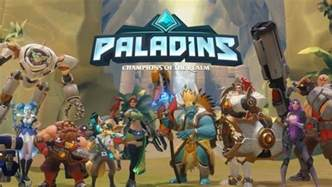 Paladins – Major game changes and updates arrive in Closed ...