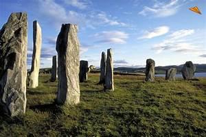 Menhires de Callanish Isla de Lewis Las Hbridas Escocia