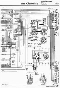 Wiring Diagram For A 1966 Dynamic 88