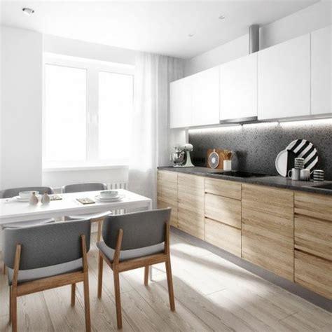 cuisine gris et bois chaises de cuisine blanches but 20170924202932 tiawuk com