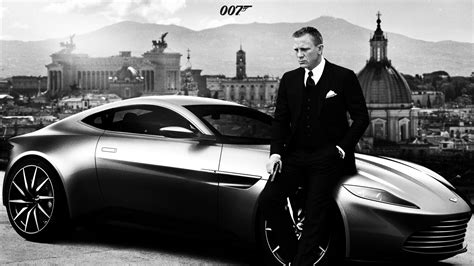 full hd wallpaper spectre  daniel craig black  white