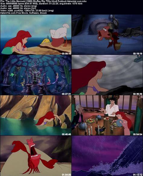 mermaid  bluray rip p dual audio