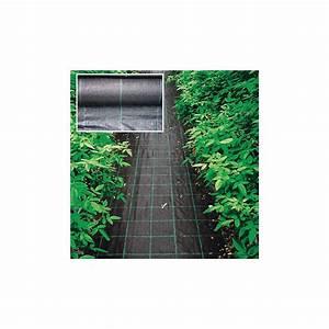 Bache Sol Jardin : toile de sol anti herbe bache de jardin idmaison ~ Teatrodelosmanantiales.com Idées de Décoration
