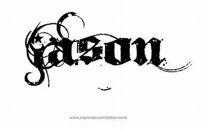 Jason Tattoo Designs Names Tattoos Graffiti Font
