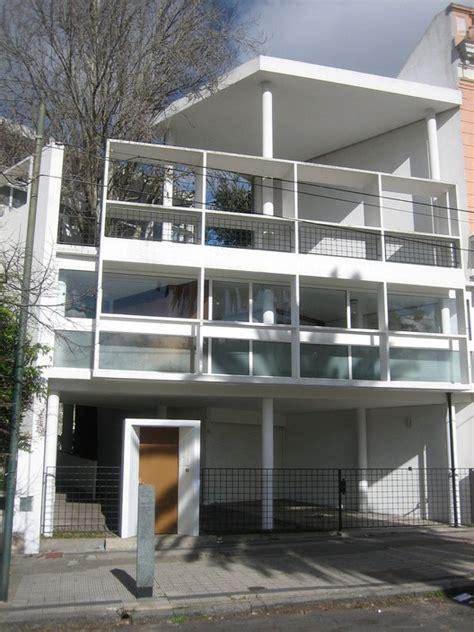 cl 225 sicos de arquitectura casa curutchet le corbusier