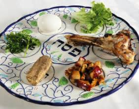 bitter herbs on seder plate column a pagan looks at passover the hunt