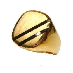 low cost wedding rings onxy mens 14ct yellow gold signet ring r0467 out of stock
