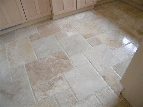 chiseled edge travertine cleaning honing and sealing for