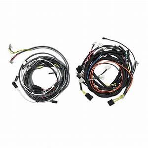 Jds3597 John Deere 4010 Restoration Quality Wiring Harness